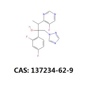 Reliable for Voriconazole Powder 99% Voriconazole API voriconazole intermeidate CAS 137234-62-9 export to St. Helena Suppliers