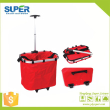 Shopping Trolley Bag with Wheels (SP-325)