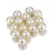 Snh White AA Grade Cheap Real Natural Loose Pearls