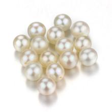 Perlas flojas naturales verdaderas baratas del grado AA del grado de Snh