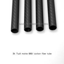 neue Ankunft 25x23x240mm Kohlefaser-Fahrwerk