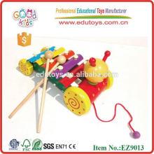 Ксилофон Деревянные игрушки Обучающие игрушки