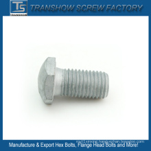High Strength Steel Dacromet Coated Construction Bolts