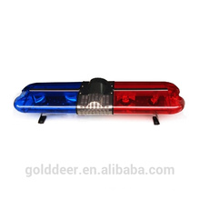 Halógeno giratorio barra policía emergencia Led Light Bar