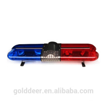 Halogen Rotating Lightbar Police Emergency Led Light Bar