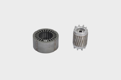 Air core motor lamination