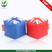 flag bean bags/ digital printing beanbag/love set