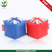 flag bean bags/ digital printing beanbag/love set
