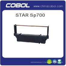 Ruban d'imprimante compatible Sp700 pour Star