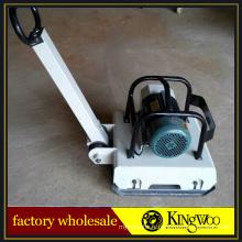 Plate-forme de pilonnage de compacteur de plat électrique de 4KW bon marché à vendre