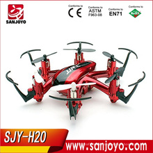 Mini RC Drones 6 Axis JJRC H20 Micro Quadcopter Professional Drones Flying Helicopter Remote Control Toys Racing Quadcopter