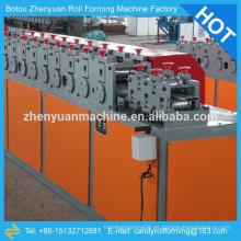Mejor venta de puerta de laminación automática completa que forma máquina / puerta de la máquina de encuadre