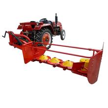 Tractor mounted rotary mower