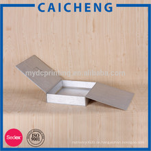 Angepasste matt bedruckte Flachverpackung Karton für Kleidung