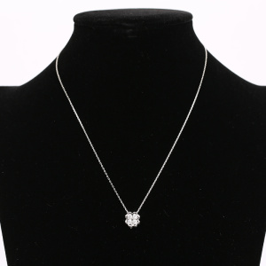 925 sterling silver necklace with pendant