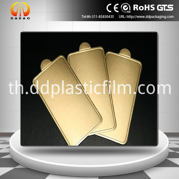 Pet Golden Metallized Film 29