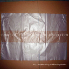 Raw Material HDPE Food Bag Clear
