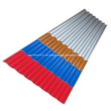 Hoja de aluminio Mgo para techos
