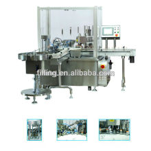 Mechanical hand style double-head filling and capping machine DTNX-60Y type