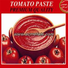 Colar de tomate enlatado chinês em molho