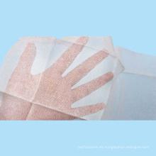 Gasa absorbente de algodón personalizada