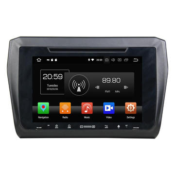 PX5 Auto Multimedia Player für Suzuki Swift 2018