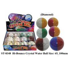 Hallo Bounce Kristall Wasser Ball