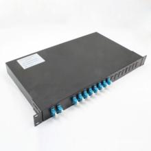 2 * 8 canaux Fibre optique Mux et Demux CWDM