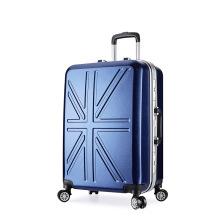 Bagage / valise de voyage en aluminium de haute qualité
