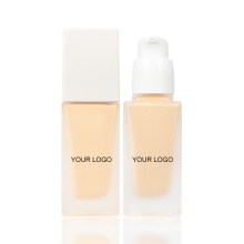 Private Label High Quality Cosmetics Concealer Long Lasting Natural Brighten Makeup Liquid Foundation