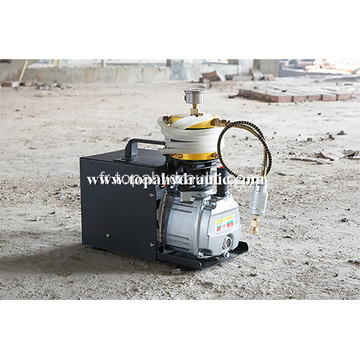 Compresseur portable haute pression 30000 psi 300bar