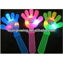 led clapers de mano intermitentes