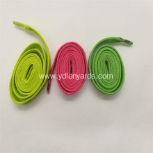 Custom Length Shoelace Pantone Color For Choose