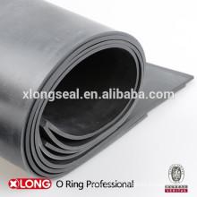 China suministros de fábrica anti estática caucho mat