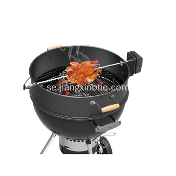 57 cm Kokgrill Kettle Rotisserie Ring