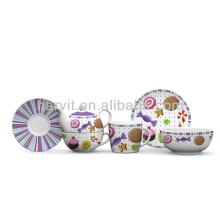 Set de vajilla de picnic