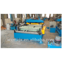 10T leveling crossing machine