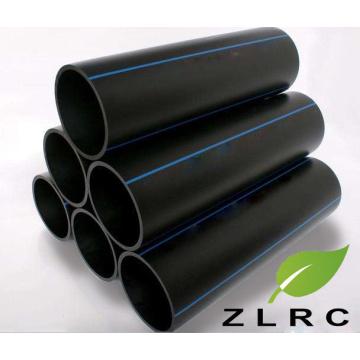 Tubo de plástico Beijing ZLRC Pe 80 Tubo para tubería de agua Hdpe