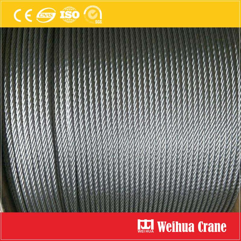 Crane Wire Ropes