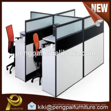 Hot selling office workstation for 4 persons