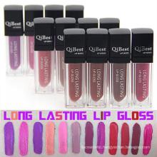 2015 New Brand Qibest Long Lasting Lip Gloss