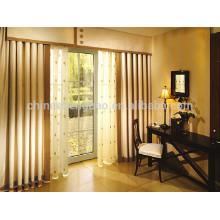 Nuevo diseño cortinas modernas cortinas turcas de la sala de estar del paño