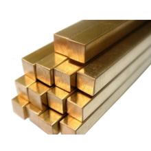 Barres de cuivre, cu bars, barres de cuivre carré, barre de cuivre carré
