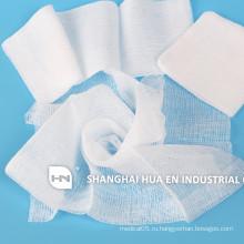 Медицинские высококачественные стерильные марлевые мазки