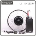 MOTORLIFE/OEM CE ROHS pass 48v 1500w rear rack ebike conversion kit