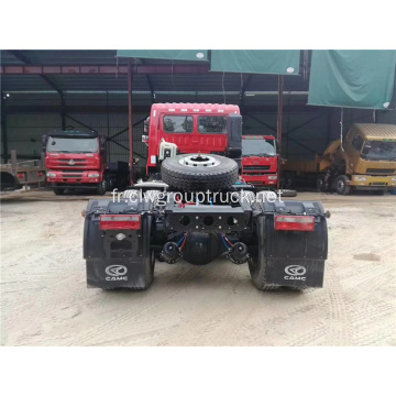CAMC Brand 10 Roues Camion Tracteur