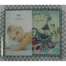 Cute Glass Photo Frame