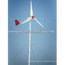 Turbina de viento vertical multifuncional 150w para ventas por mayor