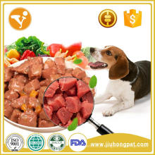 Private Label Pet Products Alimento de cachorro enlatado