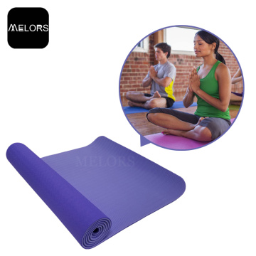 Melors TPE Yoga Kit Exercice Yoga Mats